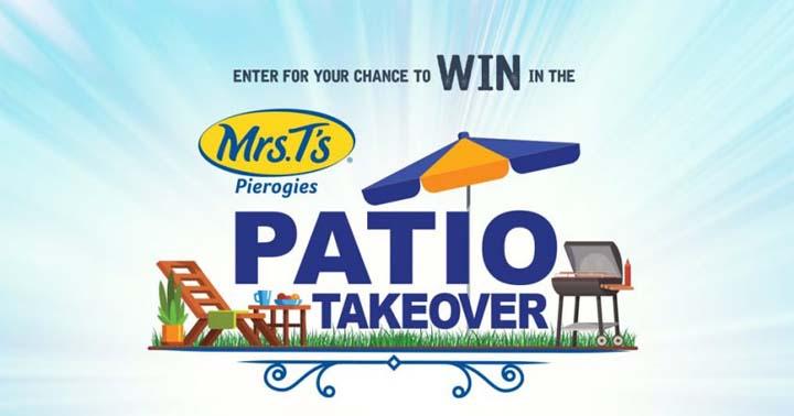 Mrs. T's Pierogies Patio Takeover Contest