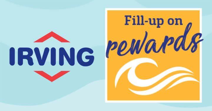 Irving Oil Fill-Up on Rewards Digital Game