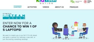 Kid Tech Nation Contest