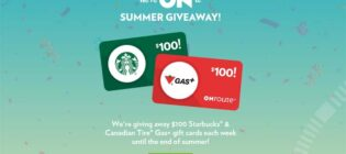 ONroute Summer Giveaway Contest