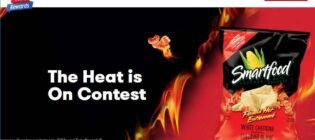 Tasty Rewards Heat is on Contest