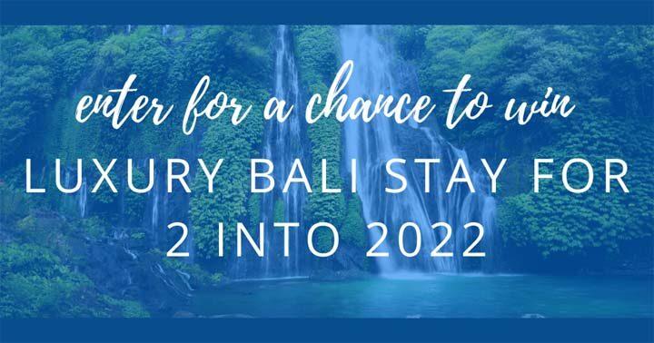 Travelzoo Bali Trip Prize Giveaway