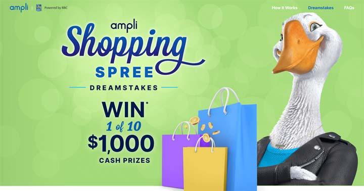 Ampli Dreamstakes Contest