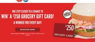 Dempster's and Ben's Grocery Gift Card Contest