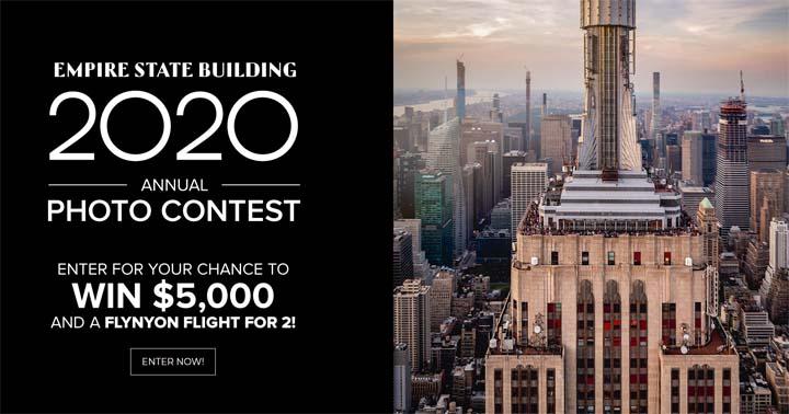 Empire State Building ESB Photo Contest