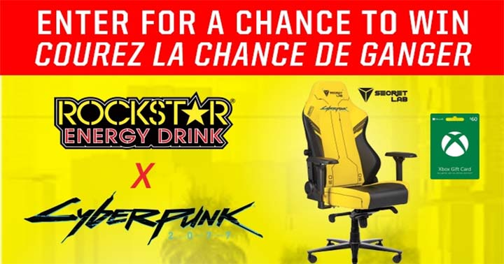 Rockstar & Dollarama Cyberpunk 2077 Contest