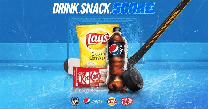Circle K Drink Snack Score NHL Contest