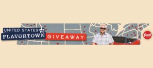 Food Network United States of Flavortown Giveaway