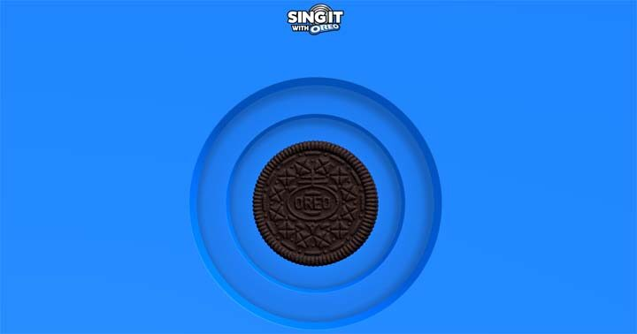 Sing it with Oreo Sweepstakes