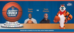 CCC Frosted Flakes Celebrity Crunch Classic Sweepstakes