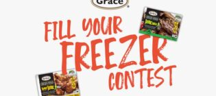 Grace Foods Fill Your Freezer Contest