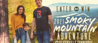 Smoky Mountain Adventures Sweepstakes