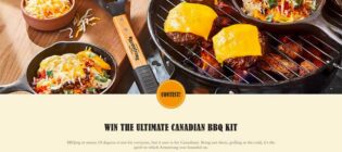 Armstrong's Winter BBQ Contest