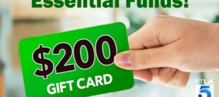 KTLA Essential Funds Giveaway Contest