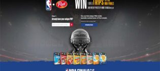 Post Foods NBA Finals Contest
