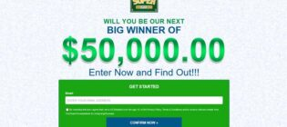 Super-Sweepstakes Grand Prize Promotion