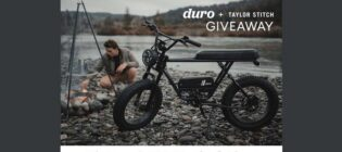 Duro Bikes + Taylor Stitch Giveaway
