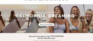 Roxy Win a Trip to Surfrider Malibu Sweepstakes