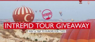 Flight Centre Intrepid Tour Giveaway Europe Tour Contest