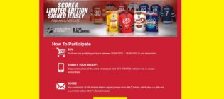Nestlé Unwrap Game Time Sweepstakes