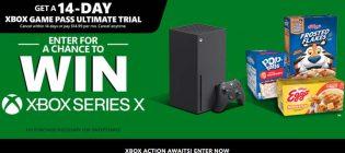 Kellogg's - Xbox Series X Sweepstakes