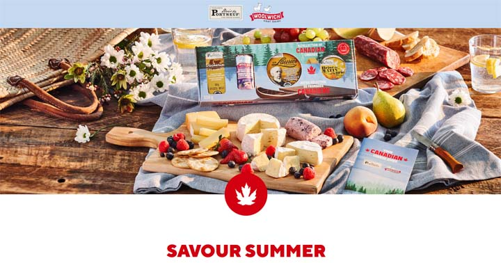 Saputo Savour Summer Contest