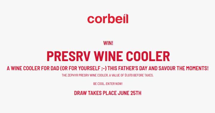 Corbeil Electro Father's Day Contest