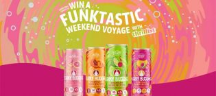 Funky Buddha Seltzer Summer Sweepstakes & Instant Win Game