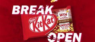 KitKat Breakation Contest