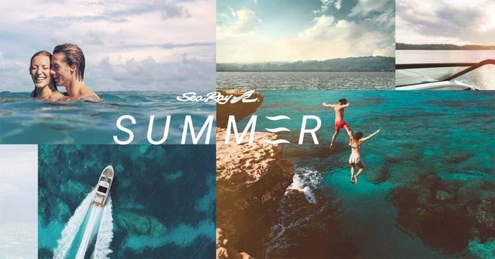 Sea Ray Summer Photo Sweepstakes