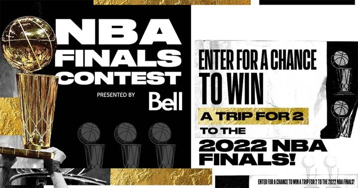 NBA Finals Contest presented by Bell