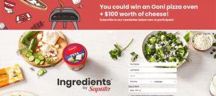 Saputo Fire up your Summer Contest