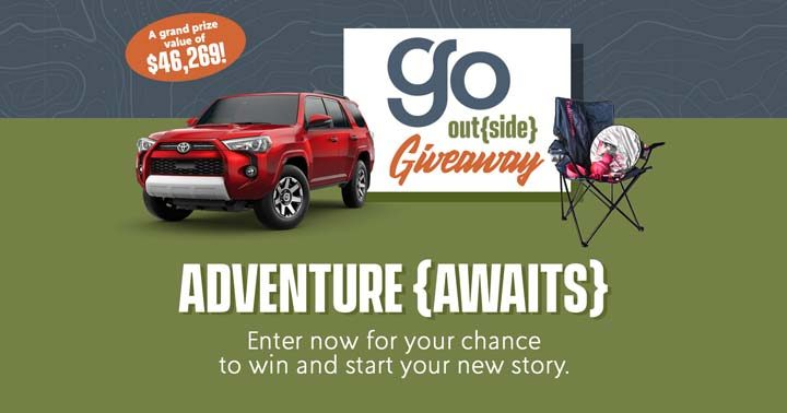 B.A.S.S. Go Out{side} Giveaway