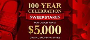Master Lock 100-Year Celebration Promotion