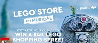 My Lego NYC Build Contest