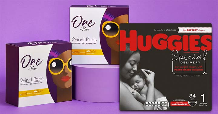 Win One by Poise and Huggies for a Year Sweepstakes