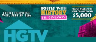 Houses with History $5K Giveaway