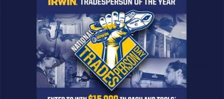Irwin Tradesperson of the Year Contest