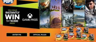 General Mills Pizza Pops Xbox Game Pass Contest