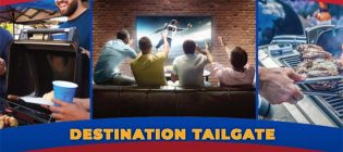 Destination Tailgate Sweepstakes
