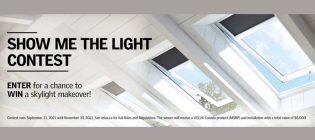 Velux Show me the light Contest